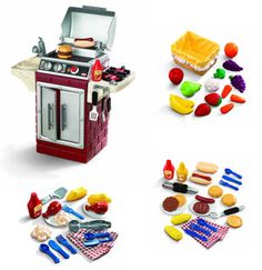 Backyard Barbecue™ Get Out 'n' Grill Bundle from #littletikes - $68.96