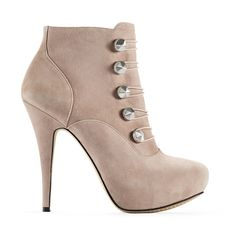I LOVE these Jenks Fawn booties!!