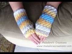 Brick Stitch Finger less Gloves    I really want to try making fingerless gloves at some point. In both knitting and crochet I haven't been ready to step out of my comfort zone and into the zone of mittens and gloves... someday... soon?