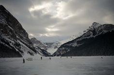 World's best hockey rink!
