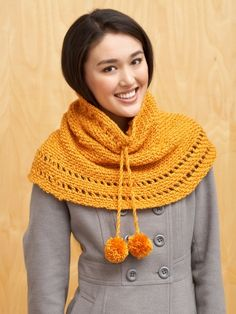Crochet Patterns Galore - Cowl