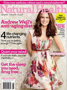 Natural Health Magazine (@_NaturalHealth) Loves Everyday Sheer Coverage