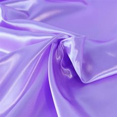 Lavender Satin Fabric wholesale 10 yards 12.50 - another possibility for dress body for Espeon cosplay