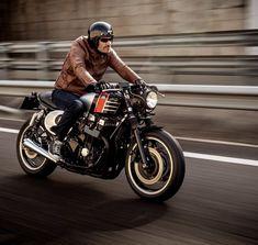 Honda CB750 Seven Fifty Spitfire 09 Cafe Racer Macco Motors
