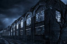 old factory by Jörn Brede on 500px