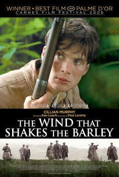 The Wind that shakes the barley - Ken Loach - Cillian Murphy