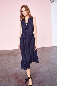 Maelle Dress - Midnight
