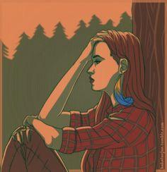 Rachel Amber fan art