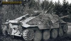"Kfz – ""Hetzer"" The Jagdpanzer 38 (Sd. later known as Hetzer (""pursuer/hunter""), was a German light tank destroyer of the Second World War based on… War Thunder, Tank Destroyer, Armored Fighting Vehicle, World Of Tanks, Military Equipment, German Army, Panzer, Armored Vehicles, War Machine"