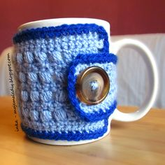 Crochet Cup Cosy
