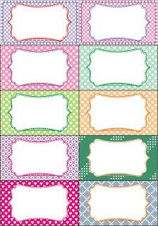 jar labels for Class Labels, School Labels, Scrapbook Frames, Scrapbook Paper, Printable Labels, Free Printables, Name Tag For School, Cubby Tags, Teacher Classroom Decorations