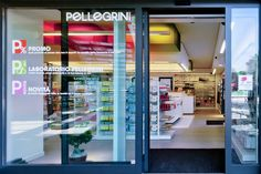 Farmacia Pellegrini (BG)