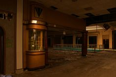 Missouri's Metro North Mall in Kansas City - A series of photos - quite possibly the final look inside before being torn down. It operated for almost 40 years before the mall closed its door in April 2014