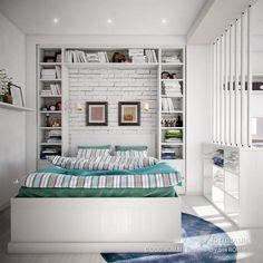 спальня лофт - Поиск в Google