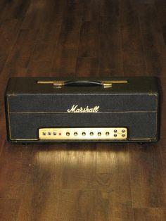 1972 Marshall 1959 Super Lead 100 Watt Head