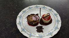 Dessert bordje