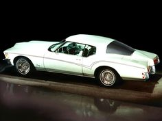 1971 Buick Riviera. Cars today have ZERO style compared to this.