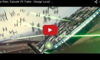 Star Wars: Episode VII Trailer – George Lucas' Special Edition It seems we have a visual effects expert-slash-comedian out there who is making fun of George Lucas' latest Star Wars: Episode VII trailer...