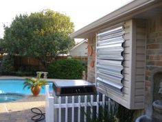 How To Make Your Own Hurricane Shutters Doors