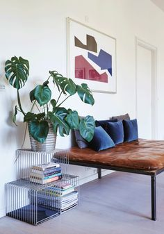 8 Artsy & Cozy spaces that will inspire you just in time for fall - Daily Dream Decor Interior Exterior, Interior Design Kitchen, Modern Interior Design, Room Inspiration, Interior Inspiration, Living Room Decor, Living Spaces, Objet Deco Design, Piece A Vivre
