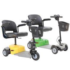 Scooter per anziani e disabili trasportabile e leggerissimo Victory ES 8