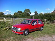 1983 Vauxhall Nova 1.2l 3dr Retro Classic 44k Genune Miles - Swap P/x - http://classiccarsunder1000.com/archives/1089