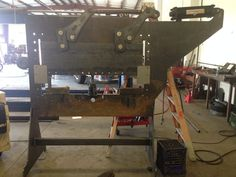 """48"""" Press Brake Project - Page 11 - Pirate4x4.Com : 4x4 and Off-Road Forum"""