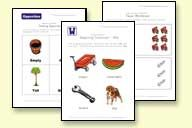 www.KidsLearningStation.com is the newest addition to the All Kids Network. This site is dedicated to providing high quality printable worksheets for teachers, parents and other care givers. We have hundreds of free printable preschool worksheets and kindergarten worksheets that are perfect to add to any preschool or kindergarten lesson plan. So far we have collections of worksheets for learning the alphabet, numbers, shapes, colors, math, phonics and much more.  FREE