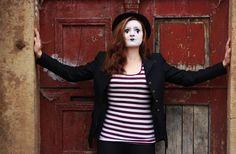Mime vol. 2,  model: Claire