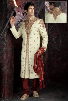 Miraculous Wedding Sherwani