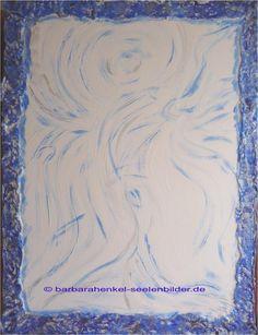 """ Erzengel Michael 2 "" (40x30cm) - als Druck auf Strukturpapier | KunstiX"