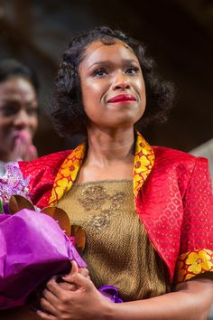 Jennifer Hudson and the Cast of The Color Purple Pay Tribute to Prince in the Perfect Way