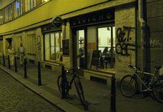 Praha - Cafe Jericho