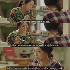 Korea Quotes, Quotes Drama Korea, Korean Drama Quotes, Drama Memes, Youth Quotes, New Quotes, Drama Words, Quotes Lucu, Islamic Quotes Wallpaper