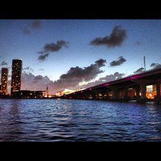Miami, FL in Florida    dwayne  - the rock johnson  boy friend kathline keys girl friend