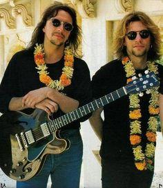 Richie and Jon. Lord help me. <3