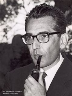 Josep Antoni Coderch i de Sentmenat (Barcelona 1913 - 1984) was one of the most important post-World War II Catalan Architects  In 1932 Coderch started studying architecture at the Barcelona School of Architecture, which he graduated in 1940. He started his office with Manual Valls in 1942. After joining the CIAM, he became a member of Team 10 in 1960.