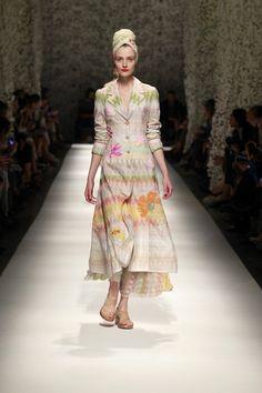 MISSONI Spring/Summer 2015 - Womenswear -http://olschis-world.de/  #MISSONI #SS15 #MFW
