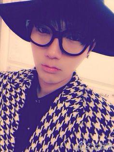 Yesung | Weibo 140221