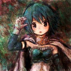 (Sayaka - Madoka Magica) Madoka Magica Sayaka, Sayaka Miki, Happy Show, Symbolic Art, Cute Pokemon, Magical Girl, Shoujo, Anime Characters, Anime Art