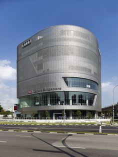 Audi Center Singapore  Ong & Ong architects