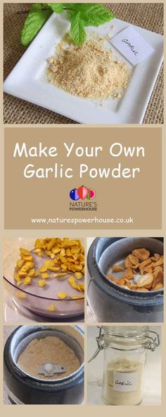 Having a supply of garlic powder on hand makes it convenient to use at any time. You can add a spoon of garlic powder to any recipe that calls for garlic, and you can use it to add flavour to spice mixes and sauces.