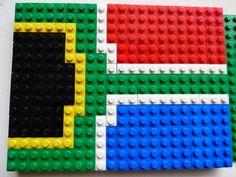 Afrique du Sud : le drapeau