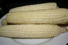 CrockPot corn on the cob is just easy, and doesn't take long to cook. The corn steams in it's own juices and is cooked to absolute perfection.
