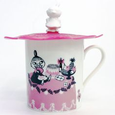 Character House CAROL: Moomin mug-mug with Silicon Cup cover (MII) - Purchase now to accumulate reedemable points!