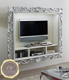 Baroque TV Console by Paris Home $1,056
