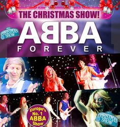 Abba Forever , the ultimate tribute band formed by Dennis Scally, replicates the unique Abba sound with an incredible attention to detail, using a six-piec Christmas Shows, 1st Christmas, Happy Sing, Party Time, Dreaming Of You, The Incredibles, Dance, Continue Reading, Cork