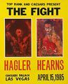 Hagler vs Hearns Apr 15, 1985 Fight P...