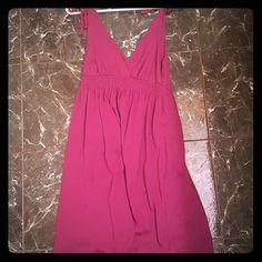 SALE!!!! American Eagle burgundy summer dress American Eagle burgundy summer dress American Eagle Outfitters Dresses