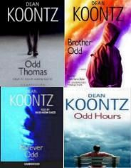 Odd Thomas series- read it if you haven't yet, it's beautiful